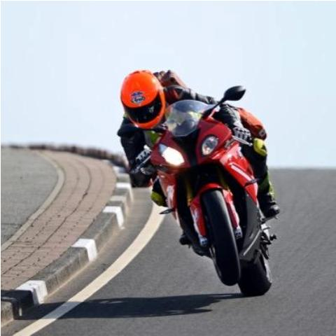 Irish Road Racing Doctor John Hinds – 2