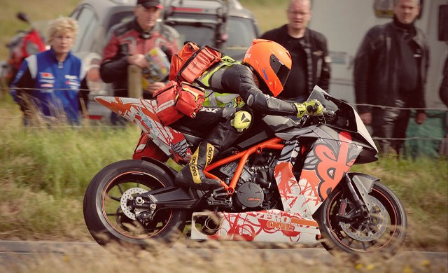 Irish Road Racing Doctor John Hinds – 3