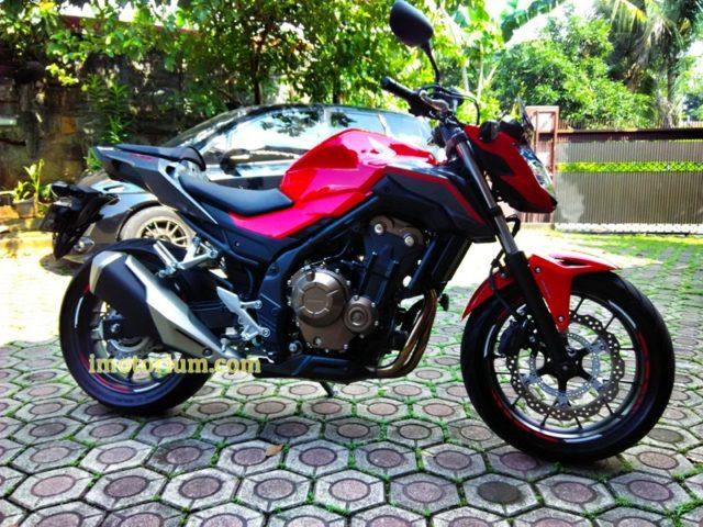 Imotorium – Detail Honda CB500F (2)