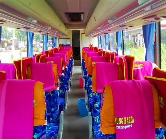 PO Gunung Harta  bus imotorium (6) interior