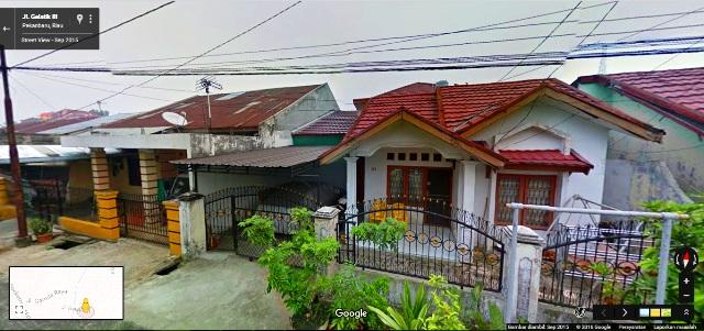 Kangen rumah di Pekanbaru:'(