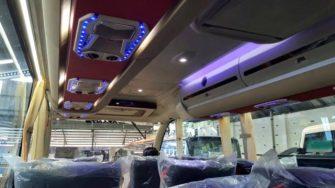 interior dari HarJay Scania K360 Avante SHD