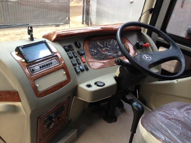 Mengenal Lebih Dekat Mercedes - Benz OH 1526, Andalan Perusahaan Otobus Masa Kini