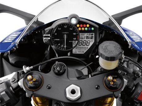 YZF-R6 Speedometer 2017
