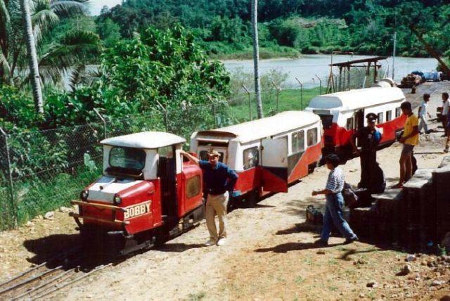 kereta lori molek lebong tandai jaman dahulu 2
