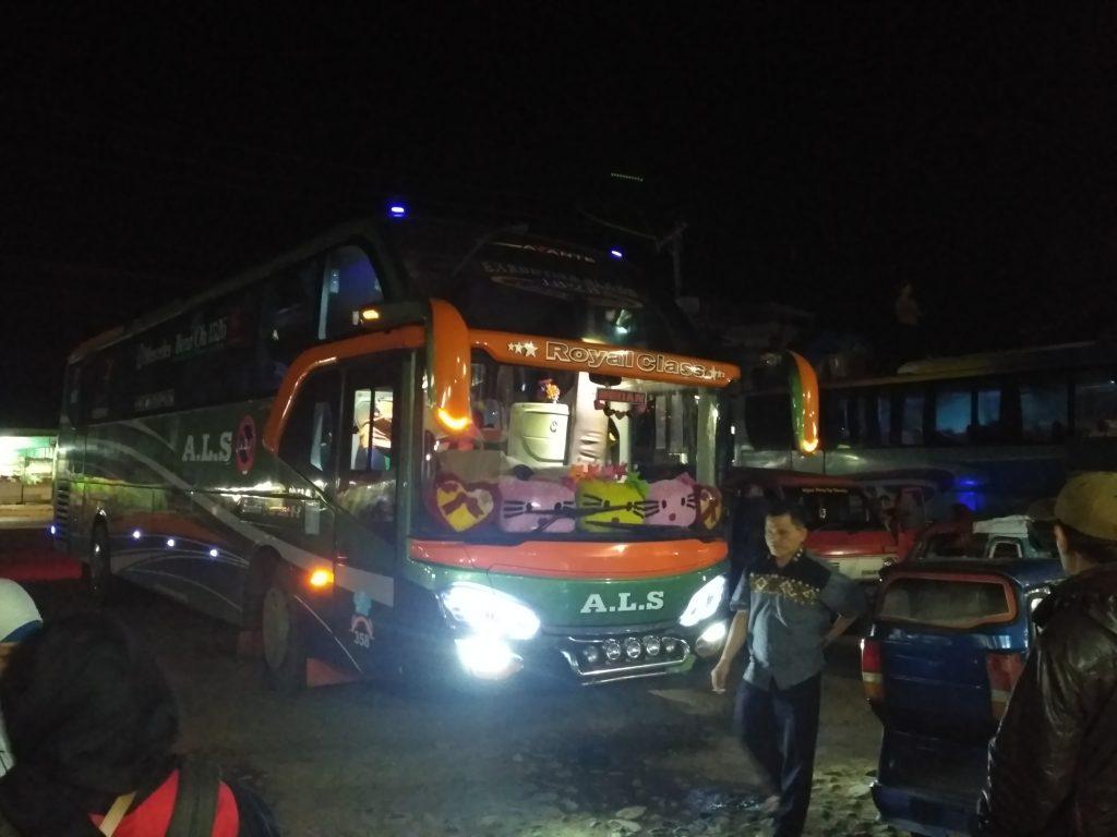 Pengalaman Naik Bus ALS Ke Medan, 67 jam Menjelajah Sumatera (Part 2)