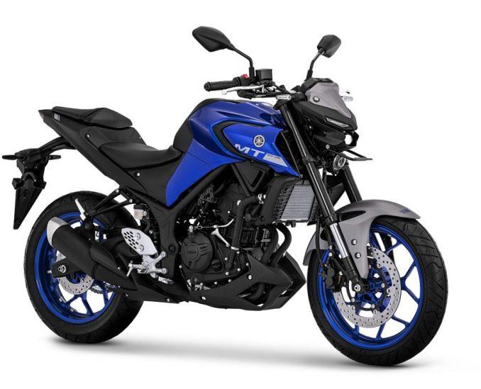New Yamaha MT-25