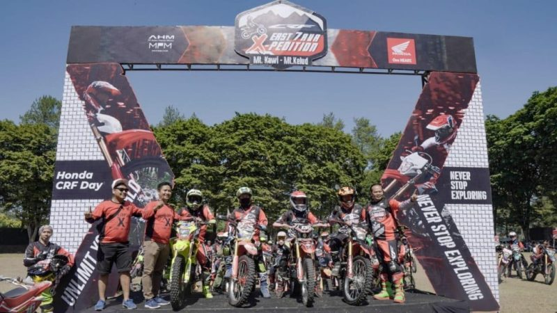 Peserta CRF X-Pedition