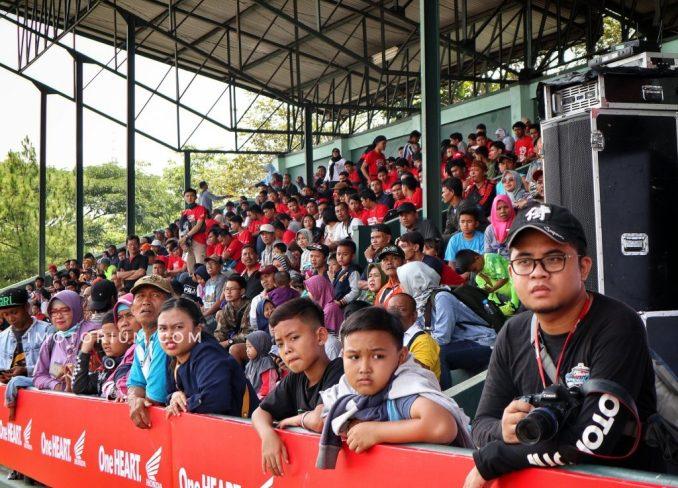 Penonton HDC Cimahi 2019