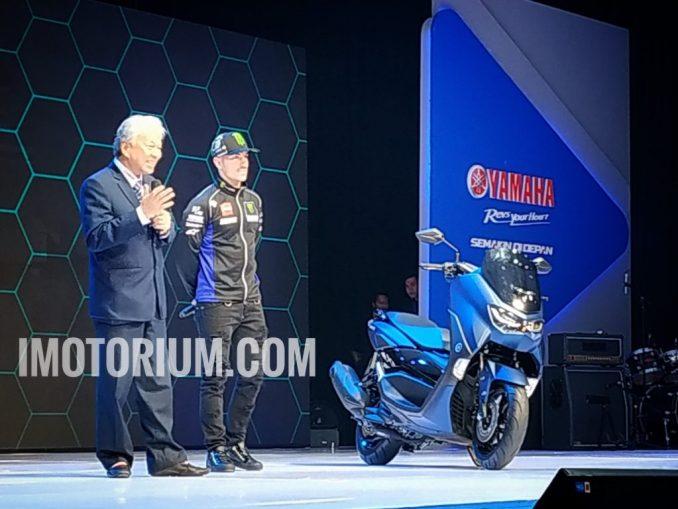 New Yamaha nmax 2020