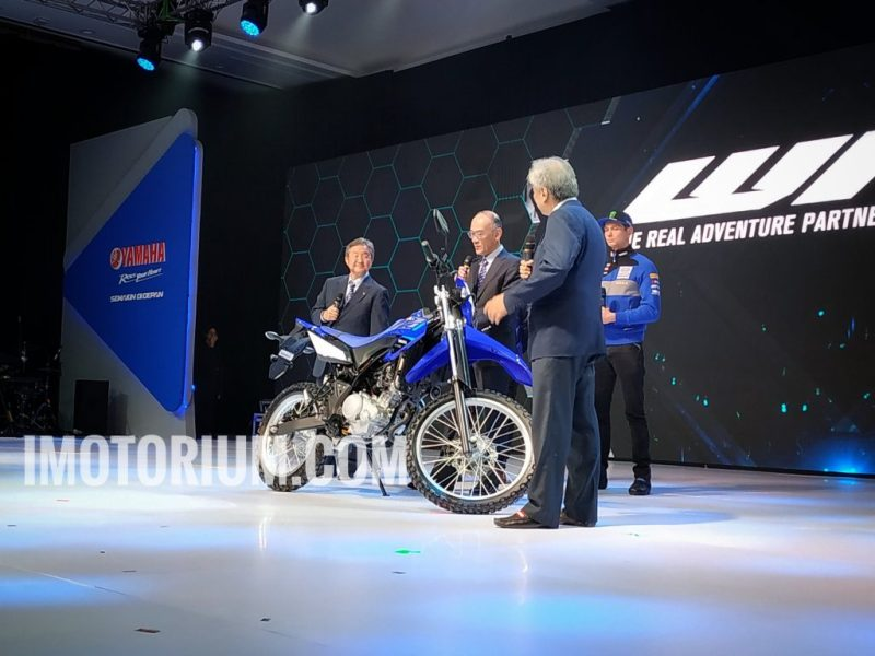 Yamaha WR155R Indonesia