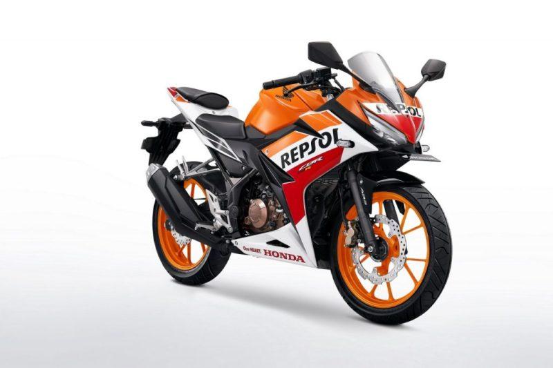 new cbr150r repsol 2020