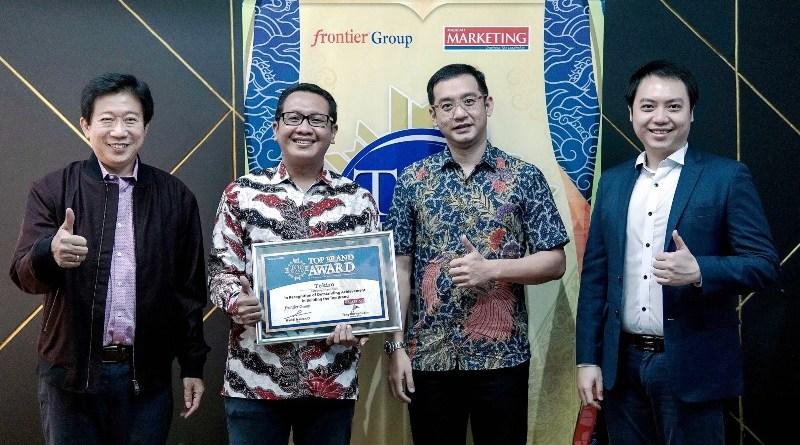 Tekiro raih penghargaan top brand