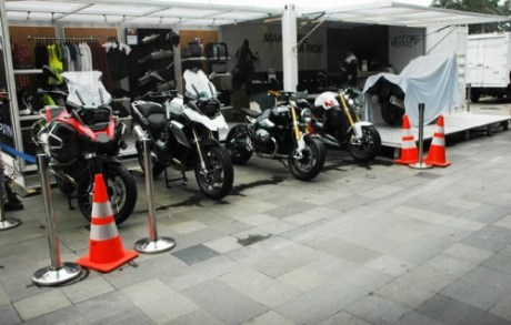 BMW Motorra launching GIIAS