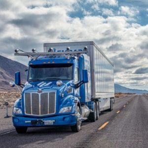 Embark Ryder autonomous truck