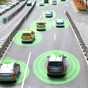 connected vehicles connectivity fields graphic
