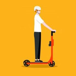 e-scooter-cartoon