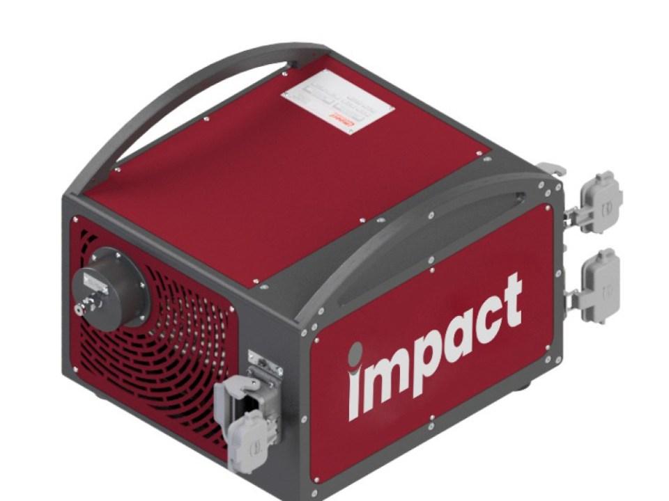 Cold Spray Equipment Powder Preheater