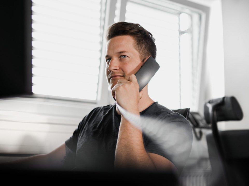 Telefonische Kundenberatung