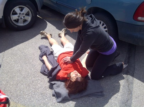 CPR Accident