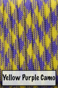 Yellow Purple Camo