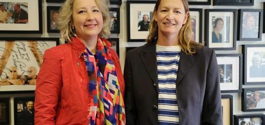 Foto van Jacqueline Scheidsbach & Karen Maas