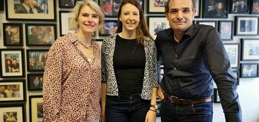Foto van Annette van Waning, Carly Relou en Rogier Joosten