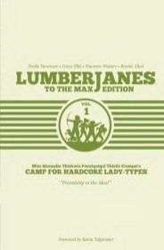 Lumberjanes To The Max edition vol 1