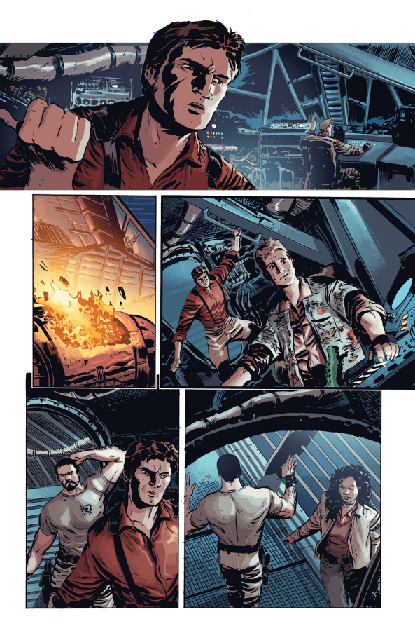 Firefly from Boom Studios starts in comic shops in November