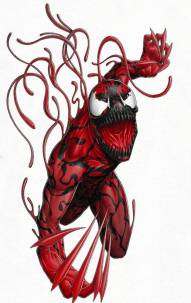 LCSD 2019 ABSOLUTE CARNAGE #5 (OF 5) VIRGIN VARIANT(LOW PRINT RUN - 600 COPIES)MarvelVenom and Carnage – To the Death!40 PGS./RATED T+DONNY CATESRYAN STEGMAN