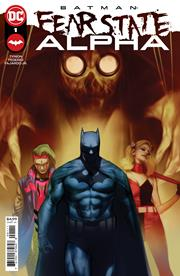 BATMAN FEAR STATE ALPHA #1 (ONE SHOT)