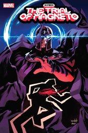 X-MEN TRIAL OF MAGNETO #1 (OF 5)