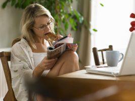 reading inspirational books