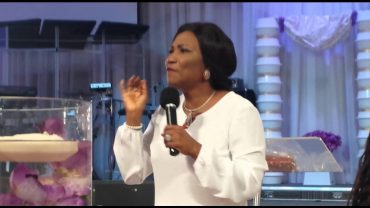Download Sermon: The Making of a Pillar | Rev. Funke Adejumo
