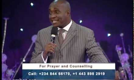 Download Sermon: Mental Development For Impart Part Two | Bishop David Ibiyeomie