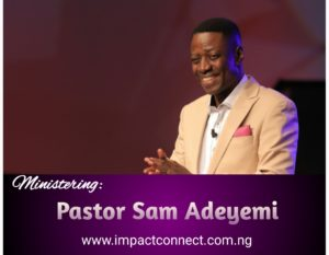 Download: DEVELOPING A POSITIVE SELF-ESTEEM | Pastor Sam Adeyemi
