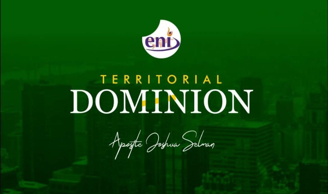 Download Sermon: Territorial Dominion – Koinonia 2019   Apostle Joshua Selman Nimmak