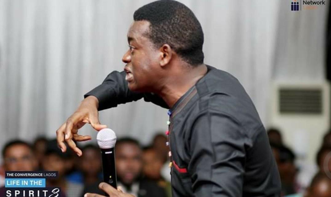 Download Sermon: Helmet Of Salvation | Apostle Arome Osayi