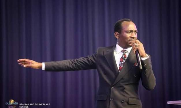 Doownload Sermon: Turning Purpose Into Vision | Dr. Paul Enenche