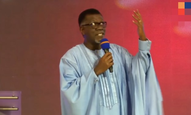 Download: Learning Excellence Through Pressure | Dr. Mensa Otabil