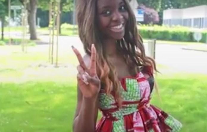 Naomi Musenga est décédée en décembre aux urgences à Strasbourg. - Capture d'écran Facebook