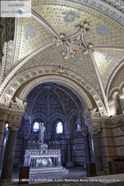 Basilique Notre Dame de Fourvière 15