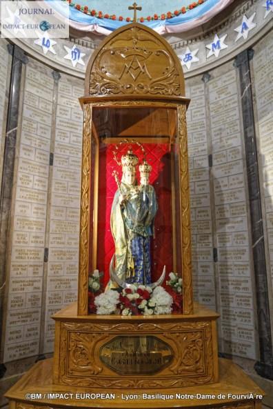 Basilique Notre Dame de Fourvière 16
