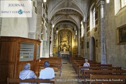 Basilique Notre Dame de Fourvière 21