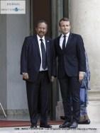 Macron reçoit Abdalla Hamdok 03