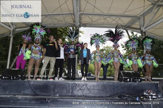 remise des trophées Carnaval Tropical 01
