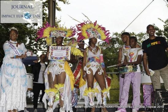 remise des trophées Carnaval Tropical 45