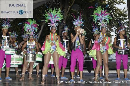 remise des trophées Carnaval Tropical 56