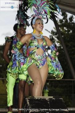 remise des trophées Carnaval Tropical 57