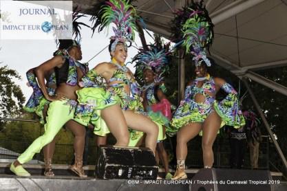 remise des trophées Carnaval Tropical 59